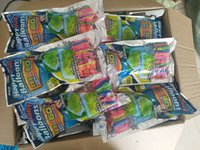 One Set 111pcs Globos de agua divertidos Juguetes Magic Verano Playa Partido Relleno al aire libre Bombas de Bombas de Juguete Para Niños Adulto