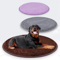 Kennels & Pens Transer Large Pet Dog Cat Bed Puppy Cushion House Soft Warm Fleece Kennel Mat Blanket Durable Supply