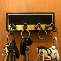 Key Storage Guitar Keychain Holder Jack II Rack 2.0 Electric Vintage JCM800 Gift Drop Hooks & Rails
