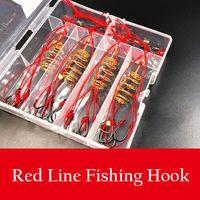 4pcs lot Explosion Hook Fishing Hooks Lure Bait Trap Feeder Fishhook Finshing Tackle Carp Accessories