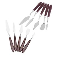 Gift Sets 10pcs Oil Painting Shovels With Handle Spatula 3D Printer Accessories