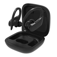 10 pcs Fones de ouvido totalmente sem fio Earbuds Power Pro B10 Bluetooth 5.0 fones de ouvido com caixa de carregamento para esportes Ear-gancho iOS Pop-Windows