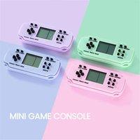 Game Controllers & Joysticks Classic Mini Handheld Machine Tetris Kids Console Toy With Music Playback Retro Children Pleasure Games Player