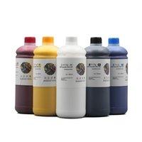 مجموعات عبوة الحبر 1000 ملليلتر / زجاجة 5 ألوان مباشرة إلى أفلام النسيج نقل الحيوانات الأليفة DTF ل L1800 I3200 DX5 4720 الطابعات