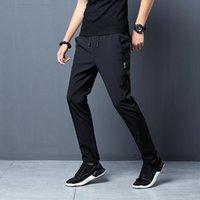 Pantalon pour hommes Jodimitty Fashion 2021 Hommes Casual Joggers Fitness Sweat Pantalon stérilisé rapide Mâle Summer Pantalon Slim Praking