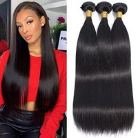 18 20 22 24Human Hair Capless Wigs lace Black mid-length straight Peruvian tousle 150% Density factory wholesale