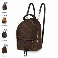 Saco de moda womens designers bolsas estilo bolsa bolsa bolsa senhoras ombro mini impresso backpack flap svlom