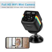 مصغرة كاميرات فيديو كاميرا HD 1080P WIFI IP HOME Security المستهلك الإلكترونية Micro كاميرا فيديو للرؤية الليلية