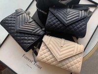 Boîte Mode Femmes Sac à main à l'épaule Sacs à main Luxurys Designer Messenger Sacs Portefeuille Sac fourre-toutYslLvLOUISSACVitton88