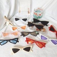 Ins Leopard Unisex Kids Girls Jungen stilvolle Sonnenbrille ultraviolettäßige Gläser Designer-Zubehör 911 V2