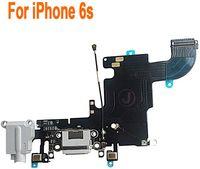 50 adet USB Dock Bağlayıcı Şarj Portu Şarj Flex Kabloları iPhone 6 S Artı 5.5 inç