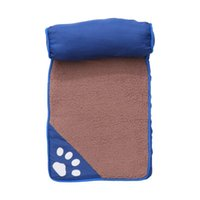 Pet Sleeping Cushion Creative Bed Comfortable Dog Sofa Resting Couch Supplies For Home Shop Dark Blue Kennels & Pens