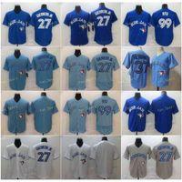 37 keith hernandez jerseys 99 hyun-jin ryu 27 vladimir guerrero jr costurado flexbase cool base equipe branco real azul cinza
