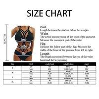 Underwear Set Garter Belts Sexy Women Waist To Leg Bondage Cage Straps Bra Garter Body Belts Lingerie 20201