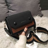 New Luxurys Bagsmori Wide Women's Band One Shoulder Messenger in Spring and Summer 2021