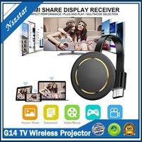 G14 TV Stick Miracast 5G شاشة لاسلكية العارض WiFi Mirascreen Dongle Ezcast 4K ل YouTube Google Chromecast