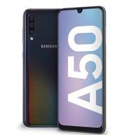 """Refurbado original Samsung Galaxy A50 A505U A505F Teléfono celular desbloqueado de A505F Octa Core 64GB / 128GB ROM 6.4 """"25MP 3 Cámaras traseras 4G red"""