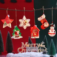 NEW Christmas Decoration Lamp Christmas Tree Decoration Hanging Lights Snowman Santa Holiday Light for Home Decor LED Lights