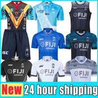 Neue 2020 Fiji Rugby Jersey 2019 Weltmeisterschaft Jersey 20 21 Fidschi 7s Super Rugby shirts Zealand Startseite Jersey Shirt Weste Shorts 2021