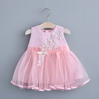 Princess Baby Girl Dress Newborn Infant Baby Girl Clothes Bo...