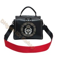 2021 women totes Diamonds shoulder Handbags fashionable Designers Classic must-have Handbag lady's elegant bags genuine leather crossbody bag Satchel flap purses