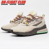 270s React SE Sneakers per gli uomini Light Grey Sneaker Mens Orewood Brown Scarpe da corsa da donna Gioielli da donna Sport Scarpe da donna Gioielli da donna