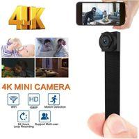 مصغرة واي فاي كاميرا كاملة عالية الدقة 4K تمديد كاميرات كاميرات كاميرات طويلة