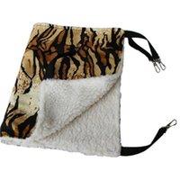 Stilvolle bunte katze plüschhängematte mit komfortablen weichkissen kann handgespülte Haustiervorräte bequem und praktisch sein