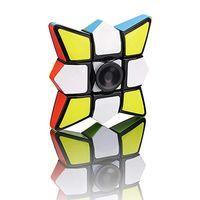 Fidget Spinner Cube Stress Soulagement Jouets 1x3x3 Speed Speed Sans Cerveau Sans Cerveau Magic Puzzle TOP TOCT POUR LES ENFANTS AUDLTS