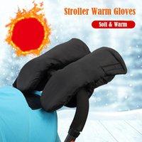 Stroller Parts & Accessories Winter Warm Gloves Mittens Pushchair Hand Muff Waterproof Pram Accessory Mitten Baby Buggy Clutch Cart Outdoor
