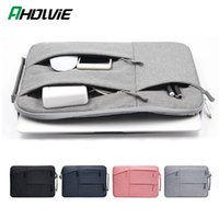 Laptop Bag Sleeve Case For Apple Macbook Air Pro Retina 13 14 15 Cover For Xiaomi HP DELL Mac book 16 inch Notebook Accessories 210325