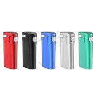 Оригинальный yocan Uni Twist Box Mod 650mah Предварительная батарея Подходит для всех 510 Картриджей Тележки распылителя 5 Цветов