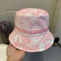 자수 여자 양동이 모자 디자이너 모자 어부 모자 망 양동이 모자 캐주얼 장착 된 햇빛 햇볕 해양 모자