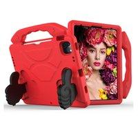 케이스 EVA 거품 무고한 소재 어린이 아이들 Shockproof 커버는 iPad mini45 아마존 Kindle 화재 HD 7 8 플러스 삼성 T290 MediaPad T3 8.0 M5 8.4 M3