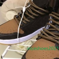 2021 high-quality high-top shoe for men and women sport shoes casual leather shoess rubber breathable air cushion, classic sports enthusiasts