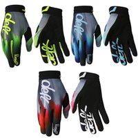 Gloves & Mittens 2021 Full Fingers Racing Motocross Am Bike Tld Mtb Mountain Bike Moto Motorcycle Dh Cycling Bicycle
