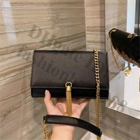 Women Black Alligator Square One Shoulder Bags Crossbody Chains Handbags For Fashion Ladies Real Genuine Leather Small Mini Cross Body Side Chain Bag Famous Brand