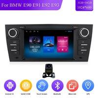 Car Auto Radio for BMW 3 Series E90 E91 E92 E93 2006 - 2012 Android 10 2DIN Car Multimedia Stereo GPS Player CarPlay 4G WIFI DVR