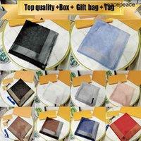 Con la bolsa de regalo de la caja Etiqueta 21ss Scarfs de alta calidad para las mujeres invierno para hombre marca bufanda luxe pashmina cálido moda imite las bufandas de cachemira de lana