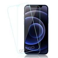 2.5D iPhone 12 Pro Max Samsung Galaxy A52 A72 A32 5G A02S A12 S21 S20 Fe 11 XR XS X 8 7 Plus Edition Film 9H 안티 쉐트