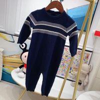 2021 bebê menino romper Roupas 0-3year recém-nascido menina macacão algodão de manga longa macacão roupa roupa chapéu para crianças bebê onesie outono
