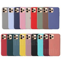 Candy Color Ultra Slim Matte Mateed Soft TPU гель-силиконовый резиновый чехол для телефона для iPhone 13 Pro Max 12 Mini 11 XS XR X 8 7 6 6s Plus SE