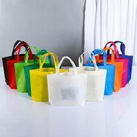 Портативная нетканая сумка для покупок Бакалея Машина Модные Сумки Водонепроницаемый Машина Моющийся Экологичный Нейлон Праздник Праздничный Чехол