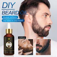 Эфирное масло для роста бороды 100% натуральные природные бороды рост масла продукты для волос для мужчин бороды уход за волосами Волос питательный уход