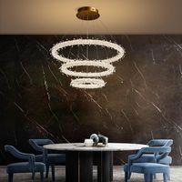 Chandeliers Modern Chandelier For Living Room Bedroom Crystal Indoor Lighting Kitchen Lights Ceiling