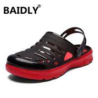 Sandals Men Summer Flip Flops Slippers Outdoor Beach Casual Shoes Male Water Sandalia Masculina