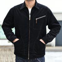 Мужчины Saucezhan 91b Worduroy Куртка Теплые Мужские Зимние Пальто Винтаж 320G Мужские Куртки