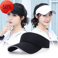 Summer New Men's and Women's Vuoto Vuoto Top Head Hat Outdoor Sunder Sandwich Sandwich Pubblicità può essere personalizzato logo