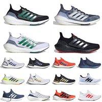 adidas ultraboost ultra boost 2021 مقاس 36-47 2021 Ultraboost 6.0 Ultra 20 حذاء جري عالي الجودة ثلاثي أسود شمسي أصفر مختبر وطني أحمر رجالي نسائي أحذية رياضية