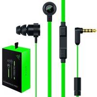 Наушники Razer Hammerhead Pro V2 на наушниках уха с микрофоном с розничной коробкой в ушной игровой гарнитуры